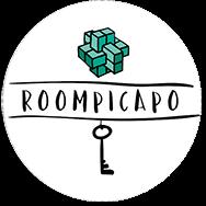 Roompicapo – Escape room, cena con delitto, cenigma e caccia al tesoro
